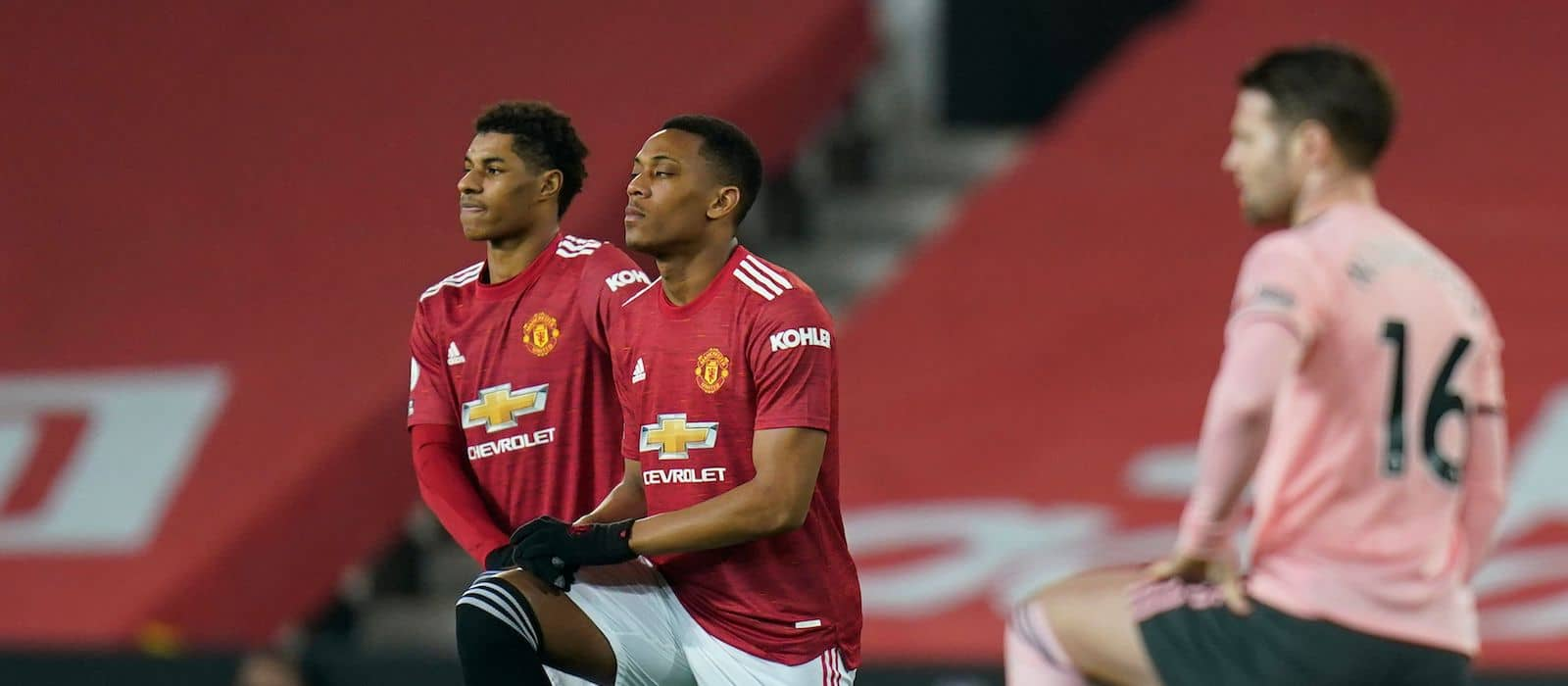 Ole Gunnar Solskjaer says Man United forwards need to risk more