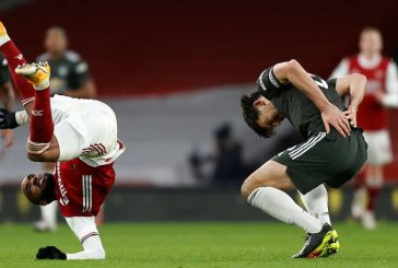 Harry Maguire mercilessly trolled on social media after Arsenal game