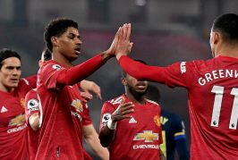Player ratings: Man United 3-3 Everton – Brilliant up front, dire at the back