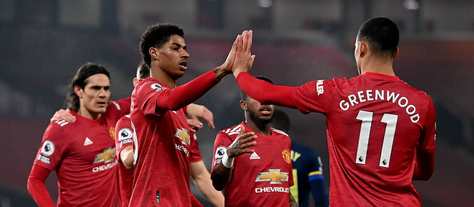 Is Ole Gunnar Solskjaer's assessment of Man United's forwards fair?