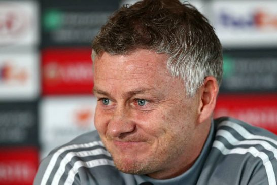 Ole Gunnar Solskjaer looking out for Manchester United's future