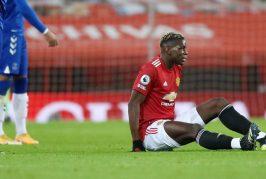 Ole Gunnar Solskjaer provides Paul Pogba injury update