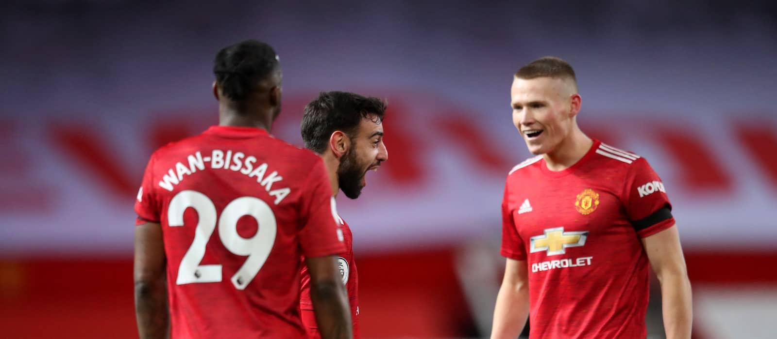 Statisticians predict Man United's final Premier League position