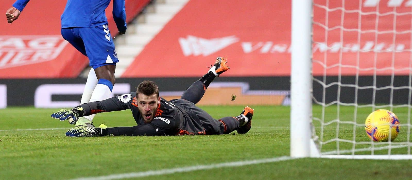 David de Gea statistic proves why he should be dropped after Everton draw