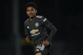 Shola Shoretire set to be called up to Man United senior squad