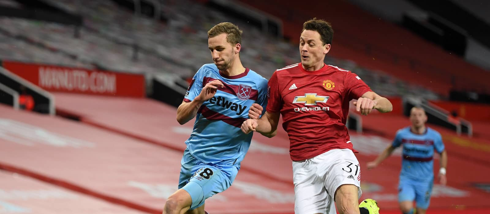 Manchester United impressed by West Ham's Tomas Soucek