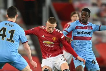 Manchester United fans lose their minds over Scott McTominay's performance