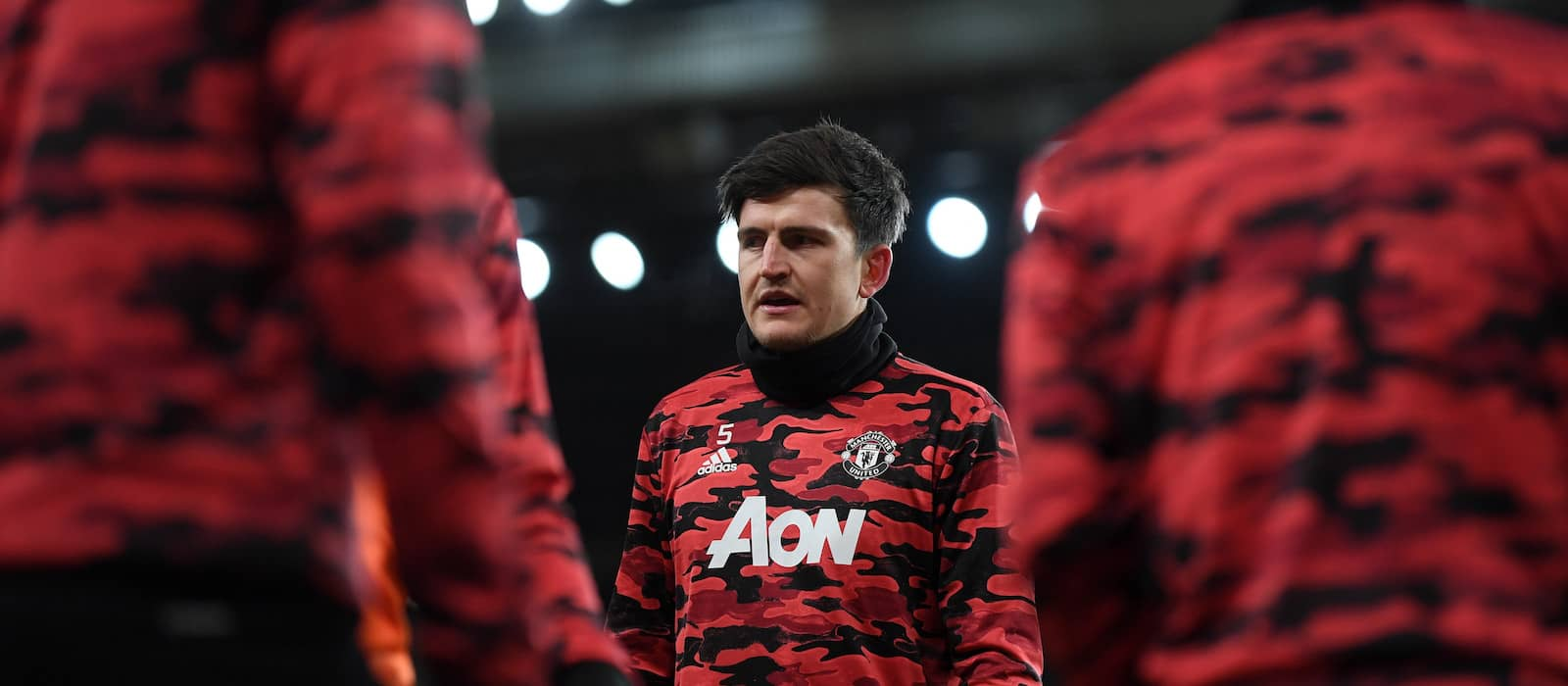 Gary Neville admits he thought Harry Maguire's partner would be this player