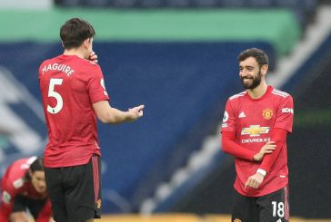 Fans' player ratings: Three tie for top score for Man United vs West Brom