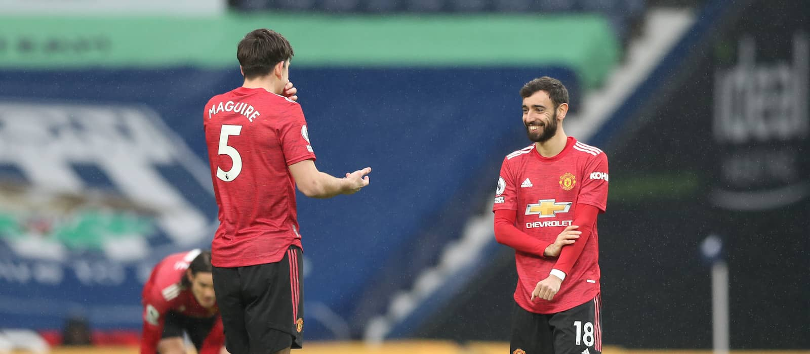 Harry Maguire's attempt to defend his team falls flat