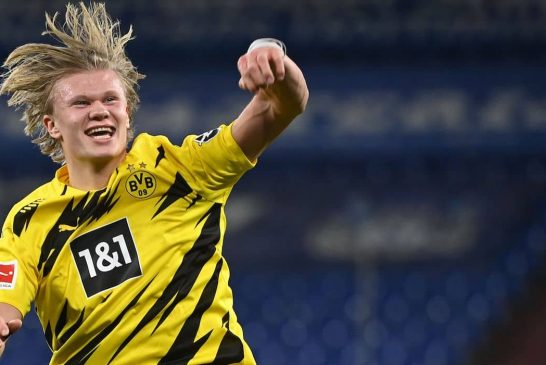 Will Erling Haaland or Lautaro Martinez be Man United's transfer priority?
