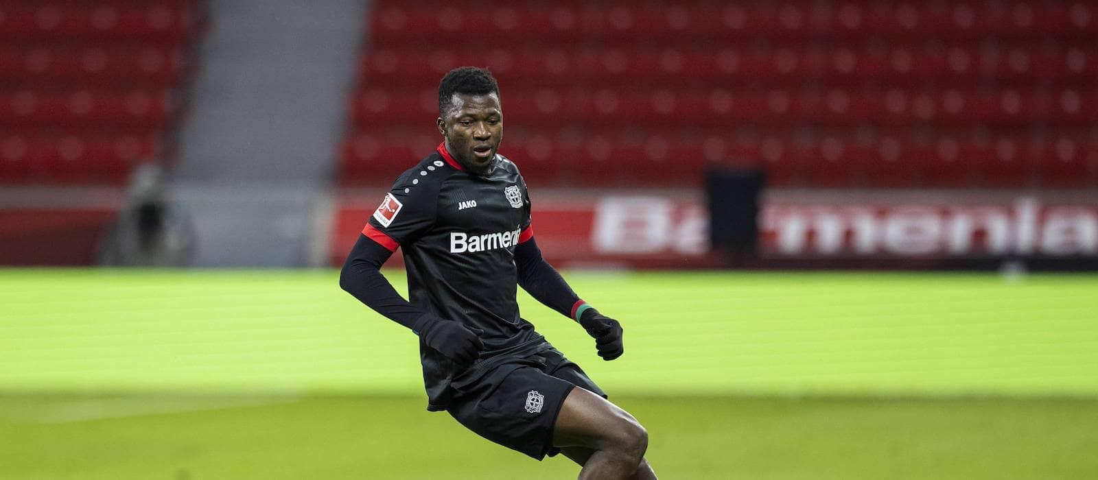 Manchester United eye up potential transfer for Edmond Tapsoba