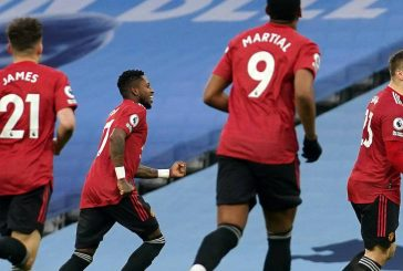 Player ratings: Man City 0-2 Man United – Famous victory at the Etihad