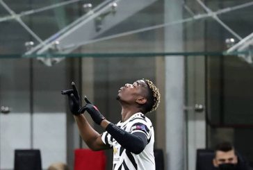 Paul Pogba receives immense praise from his manager and fiercest critics
