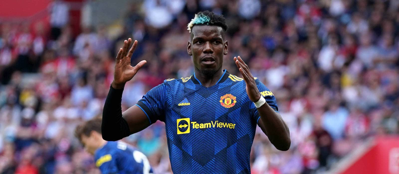 Paul Pogba is 'very happy' at Manchester United amid reports of him leaving  this summer - Man United News And Transfer News